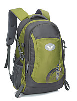 25 L Sac à Dos de Randonnée Escalade Sport de détente Camping & Randonnée Etanche Résistant à la poussière Respirable Multifonctionnel