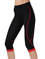 Women's Running 3/4 Tights Pants/Trousers/Overtrousers Breathable Quick Dry Soft Comfortable Spring SummerYoga Leisure Sports