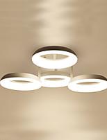 Montagem do Fluxo ,  Contemprâneo Tradicional/Clássico Pintura Característica for LED MetalSala de Estar Quarto Sala de Jantar Quarto de