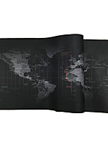 Большая карта мира коврик для мыши 300 * 700 * 2 мм