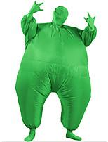Costumes de Cosplay Pour Halloween Bal Masqué Costume Gonflable Cosplay de Film Collant/Combinaison VentilateurHalloween Noël Carnaval