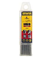 Erwin высокоскоростная стальная полношлифовальная дрель 5 мм 10 / коробка