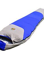 Sac de couchage Sac Momie Simple -30-20-5 Polyester80 Randonnée Camping Voyage Garder au chaud Portable