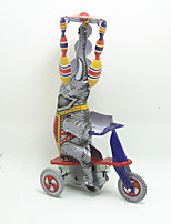 Wind-up Toy Elephant Metal Children's