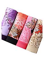 Sexy Sans couture Slips-Coton Polyester Spandex
