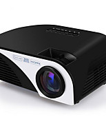 RD805B LCD HD 1200LM Projector Mini Portable Home Theater