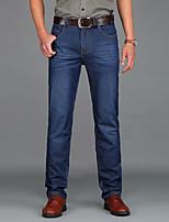 Homme Pantalon/Surpantalon Bas Pêche Respirable Pare-vent Bleu Encre