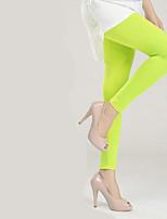 Femme Sans manche Golf Leggings Respirable Confortable Blanc Rouge Vert Golf Sport de détente