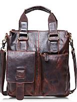 Men Cowhide Outdoor Sling Shoulder Bags