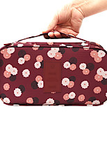 Luggage Organizer / Packing Organizer Portable for Travel StorageDark Red