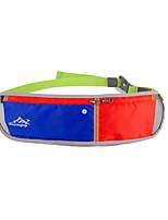 Sports Bag Shoulder Bag Waterproof Rain-Proof Waterproof Zipper Wearable Multifunctional Running Bag All Phones 42*11*3Fitness Leisure