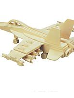 Quebra-cabeças Quebra-Cabeças 3D Blocos de construção Brinquedos Faça Você Mesmo Lutador Madeira Modelo e Blocos de Construção