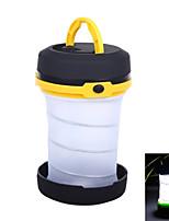 Laternen & Zeltlichter LED Lampe Glühbirnen LED Lumen 3 Modus LED AA Notfall Größe SCamping / Wandern / Erkundungen Für den täglichen