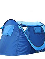 2 человека Световой тент Один экземляр Автоматический тент Однокомнатная Палатка 1500-2000 мм Углеволокно ОксфордВлагонепроницаемый