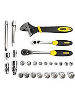 Stanley zwei - Griff Chrom Vanadium Stahl Schraubenschlüssel 27 Stück 10-12.5mm lt-025-23 manuelle Werkzeugset