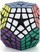 Smooth Speed Cube Stress Relievers Magic Cube Educational Toy Smooth Sticker / Adjustable spring