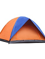 2 personnes Double Une pièce Tente de campingCamping Voyage
