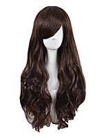 Japon et Corée du Sud / perruque / cheveux longs / cheveux bouclés / tendances de la mode