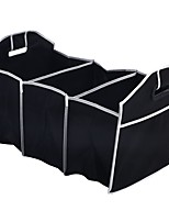 LORCOO 2 IN 1 CAR BOOT ORGANISER SHOPPING TIDY HEAVY DUTY COLLAPSIBLE FOLDABLE STORAGE