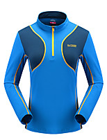 LEIBINDI Damen Langärmelige Laufen T-shirt Atmungsaktiv Rasche Trocknung tragbar Komfortabel Frühling Sommer SportbekleidungÜbung &