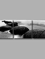 Отпечатки на холсте Пейзаж Modern,3 панели Холст Горизонтальная Печать Искусство Декор стены For Украшение дома