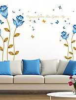 Leisure Wall Stickers Plane Wall Stickers Decorative Wall StickersVinyl Material Home Decoration Wall Decal  60*90cm