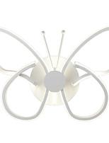 Semi-plafonnier Lumières ,  Contemporain Traditionnel/Classique Lanterne Batterie Globe Autres Fonctionnalité for LED Style mini Designers