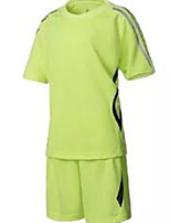 Men's Soccer Jersey + Shorts Breathable Spring Summer Fall/Autumn Winter Classic Polyester Football/Soccer
