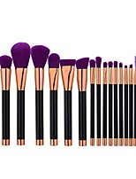 1set Makeup Brush Set Eyelash Brush dyeing Brush Powder Brush Foundation Brush Other Brush NylonPortable Travel Eco-friendly Professional