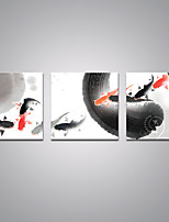 Stretched Canvas Prints  Koi Fish  Picture Print Contemporary Art for Livingroom Decoration