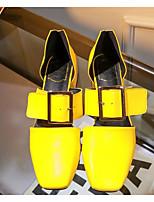 Femme-Décontracté--Talon Bas-Semelles Légères-Chaussures à Talons-Polyuréthane