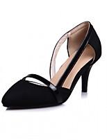 Femme-Bureau & Travail Décontracté Soirée & Evénement--Talon Aiguille-Confort Nouveauté-Chaussures à Talons-Synthétique Similicuir