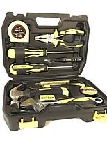 Halten Hardware-Tools Set 10 Stück Reparatur 010145 Schlüssel Schraubendreher Klaue Hammer