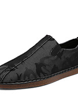 Men's Loafers & Slip-Ons Spring Summer Comfort Couple Shoes Tulle Outdoor Athletic Casual Flat Heel Walking