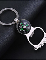 Zinc Alloy Keychain Favors Piece/Set Keychains Personalized Silver