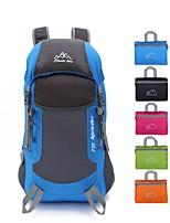 25 L рюкзак Отдыхитуризм Водонепроницаемый Компактный Многофункциональный Телефон/Iphone Зеленый Красный Черный Синий Оранжевый Нейлон