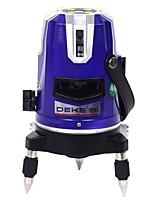 Deke® 3-строчный 530нм инфракрасный лазерный лазерный нивелир