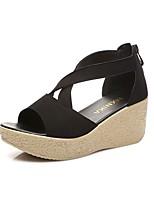 Sandály-PU-S páskem-Dámské--Běžné-Kačenka