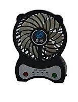 Le nouveau ventilateur mini portable portable bajiaoshan usb ventilateur électrique à main trois engrenages réglables