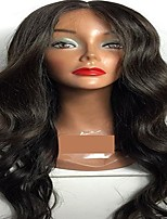 8A Quality Body Wave Wigs 130% Hair Density Human Hair Wigs  Glueless Full Lace Wigs With Baby Hair Lace Front Wigs For Black Women