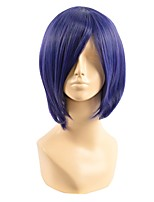 Cosplay Wigs Goddess Movie Cosplay Purple Blue Wig Halloween Christmas Carnival Unisex Silk