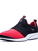 Men's Athletic Shoes Spring Fall Comfort PU Outdoor Flat Heel