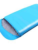 Sleeping Bag Rectangular Bag Double -10 -25 T/C Cotton 210X120 Camping Moistureproof/Moisture Permeability Keep Warm 自由之舟骆驼