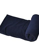 Спальный мешок Liner Прямоугольный Односпальный комплект (Ш 150 x Д 200 см) 15-25 Хлопок75 Пешеходный туризм Походы Путешествия Переносной