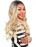 Hot Selling Blonde Color Synthetic Cosplay Wigs For Women Party Wigs