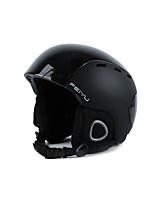 Helm Unisex Einstellbar Sportschutzhelm Schneehelm PC EPS ABS Schnee Sport Snowboarding