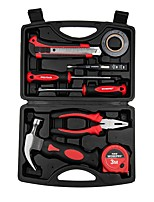 WORKPRO® W00010002 9PC Household Tool Kit