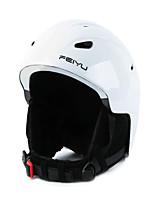 Helm Unisex Sportschutzhelm Schneehelm PC Schnee Sport Winter Sport Snowboarding