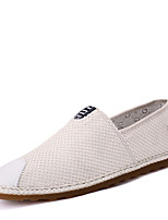 Man Sneakers Casual Shoes for Men's Canvas Loafers & Slip-Ons Surface Shoes for Walking Casual Shoes Fashion Shoes White/Grey/Black Size 39-44