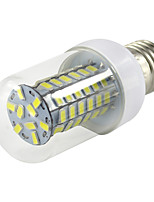 4.5W E27 Ampoules Globe LED T 69 SMD 5730 420 lm Blanc Chaud Blanc Froid V 1 pièce